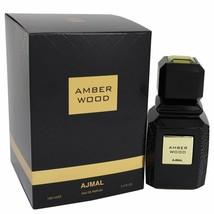Ajmal Amber Wood by Ajmal 3.4 oz 100 ml EDP Spray  Perfume for Women - $121.87