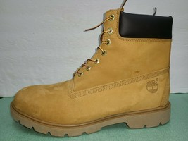 """Mens Timberland 6"""" Inch Classic Basic Waterproof Insulated Boots 18094 2... - $137.61"""