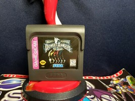 Mighty Morphin Power Rangers The Movie Sega Game Gear 1995 - $6.63 CAD