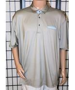NWOT OXFORD GOLF Short Sleeve w/Chest Pocket Polo Shirt XXL 2XL Nice Shirt - $19.34