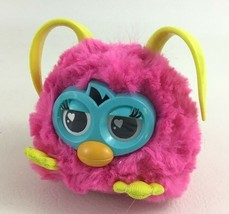 "Furby Mini Pink Interactive Boom Baby 4"" Yellow Ears Lenticular Eyes Has... - $18.76"