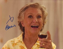 Cloris Leachman In-Person AUTHENTIC Autographed Photo COA SHA #93766 - $60.00