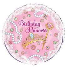 "18"" Foil Jeweled Pink Princess Balloon - $9.36"