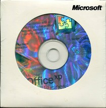 Microsoft Office Xp Small Business 2002 Brand New Sealed! - $18.80