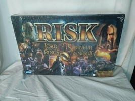 Risk Lord of the Rings Trilogy Edition Board Game Brand NEW Factory SEAL... - $98.95