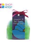SHOWER TO THE PEOPLE SHOWER SOAP BOMB COSMETICS TEATREE LEMONGRASS HANDM... - $6.48