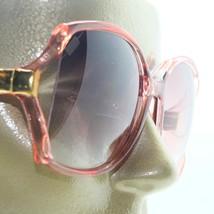 Big Bold Bifocal Sunglasses Readers Huge Runway Fashion Pink Frame +1.50 Lens - $18.00