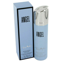 Angel Perfume by Thierry Mugler 3.4 oz Deodorant Spray 100% Authentic - $35.06