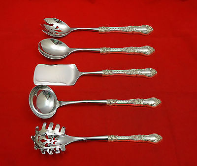 Primary image for Henry II by Gorham Sterling Silver Hostess Set 5pc HHWS  Custom Made