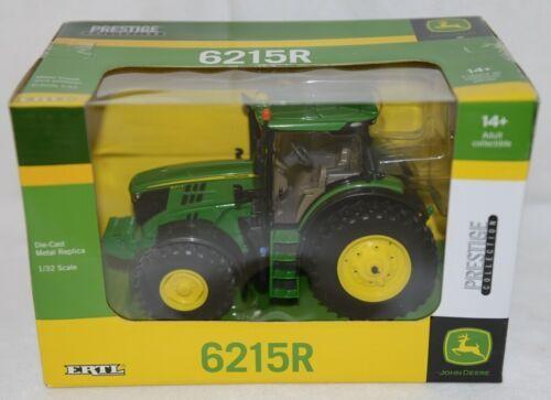 John Deere LP53315 Prestige Collection Die Cast Metal Replica 6215R Tractor