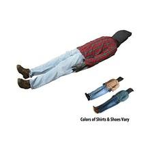 Zombie Life Size 6 Foot Tall Man Murdered Victim Crime Scene Halloween H... - $63.41