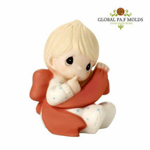 Sugarcraft Mold Polymer Clay Soap Molds Resin Candy Chocolate 3D Boy mol... - $36.47
