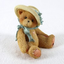 Cherished Teddies Bear Figurine Christy Take Me To Your Heart Enesco  - $9.99