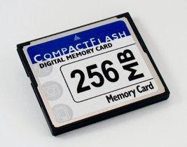 Cisco Approved MEM2800-256CF - 256mb Flash Memory for Cisco 2800 Series - $19.75