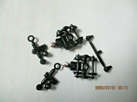 Micro-Trains Stock # 00302031 (1030) Roller Bearing Trucks Short Extension (N) image 1