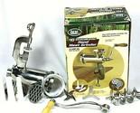 LEM #10 Stainless Steel Hand Grinder - $134.16 CAD
