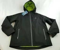 new WHITE SIERRA men coat ski insulated jacket T2250M sierratek black sz... - $79.19