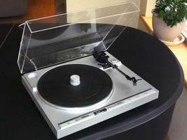 New Dust Cover For Any Direct Drive Turntable Custom Made Technics Sony Vpi Rega - $157.41