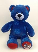 "Build A Bear Avengers Marvel Captain America  18"" Stuffed Animal Plush 2014 Toy - $24.70"