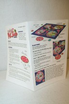 Littlest Pet Shop Game Instructions Replacement - $9.95