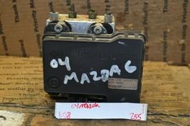 2003 2004 Mazda 6 ABS Pump Control OEM GK2A437A0 Module 255-10d8 - $9.99