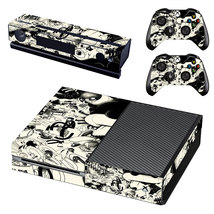 Funky wallpaper Decal Xbox one Skin for Xbox Console & 2 Controllers - $15.00