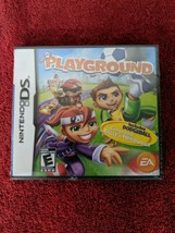 Playground (Nintendo DS, 2007) DS NEW Free Ship!  - $12.99