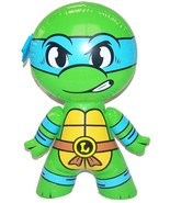 LEONARDO  NINJA TURTLE CHARACTER blue mask TMNT inflatable toy - $5.95
