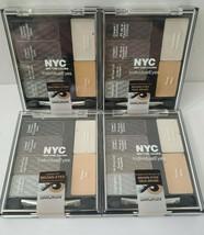 NYC New York Color Individual Eyes Shadow #941 Smokey Browns Lot of 4 Da... - $24.25