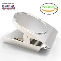 i-SMART Metal Magnetic Clips - Refrigerator Whiteboard Wall Magnetic Mem... - $10.34