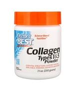 Doctor's Best, Mejor colágeno, Typo 1 & 3, Polvo, 7.1 oz (200 g) SUPLEME... - $20.00