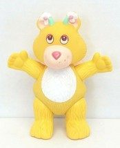 "Vintage Disney Wuzzles Butterbear 4"" PVC Action Figure Hasbro 1985 Used - $15.00"