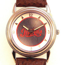 Pepsi Cola Logo Dial, Leather Band Unisex Fossil Watch New Unworn Great Gift $65 - $64.20