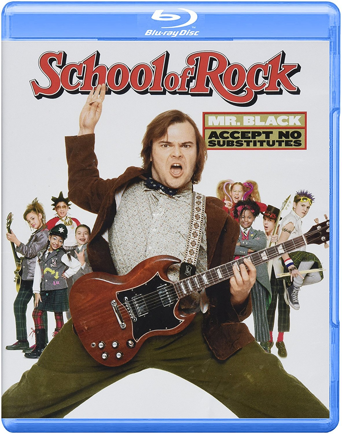 The School of Rock (Blu-ray Disc, 2013) New
