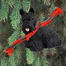 Conversation Concepts Scottish Terrier Miniature Dog Ornament - $10.99