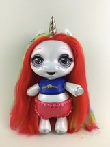 Rainbow Poopsie Slime Surprise Unicorn Rainbow Doll Bright Star Hair 201... - $49.45