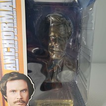"""2013 Ron Burgundy Anchorman 7"""" Collector Series Bust Will Ferrell The Le... - $59.35"""