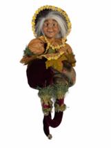 "IOB Box Katherine's Collection Wayne Kleski 17.5"" Tall Doll Retired Fairy Pixie image 3"