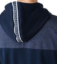 Hugo Boss Men's Premium Zip-Through Hoodie Sweatshirt Jacket With Curved Logo image 10