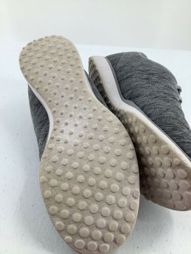 Skechers 9.5 Shoes Air Cooled Memory Foam SN23315 Grey Athletic image 9
