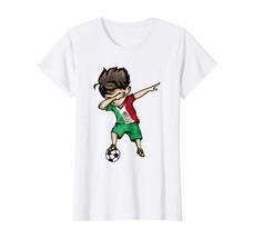 Sport Shirts - Dabbing Soccer Boy Mexico Jersey Tee Shirt Mexican Football Wowen - $19.95+