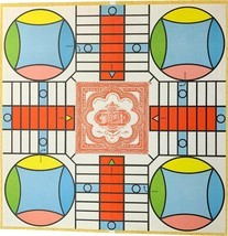 Playing board, Vintage Selchow & Richter Parcheesi classic board - (boar... - £14.53 GBP
