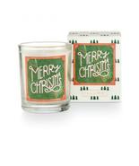 ILLUME Merry Christmas Votive Candle 2oz - $15.00