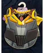 Bumblebee Transformers Pet Dog Costume Small Or Large Rubie's Brand Blac... - $16.00