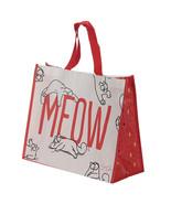 Simon's cat REUSABLE SHOPPING BAG Shoulder Foldable Tote Bag women Fashion - $12.25