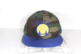 New Era Golden State Warriors The City Basketball Camouflage Fitted Hat ... - $21.73