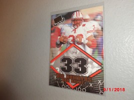 2000 Press Pass 'big Numbers' Ron Dayne -Wisconsin Badgers-ROOKIE- - $2.97