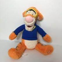 Disney Store Exclusive MC Sleuth Tigger Plush Stuffed Animal Beanie Toy ... - $19.80