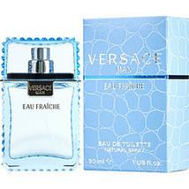 Versace Man Eau Fraiche By Gianni Versace Edt Spray 1 Oz - $570.00