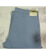 Vintage Lee LAstic 32 X 29 Men Blue Jeans Slacks Pants Made In US Sanfor... - $49.99